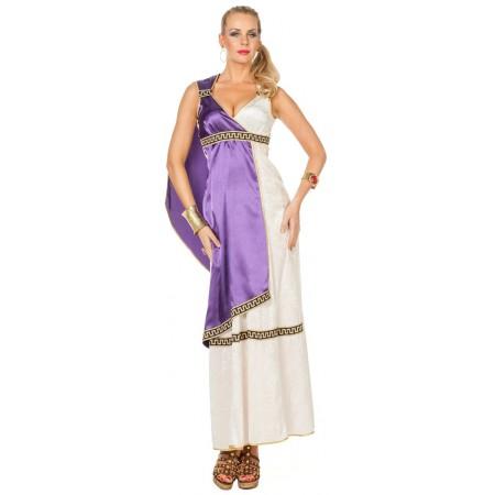 déguisement femme deesse grecque