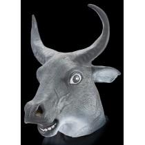 Masque Taureau Latex Luxe