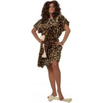 Déguisement Femme des Cavernes Luxe / Tarzan