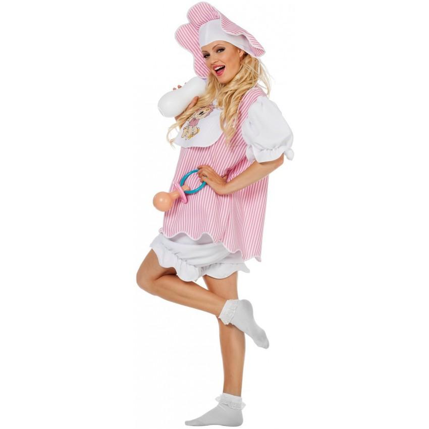 déguisement adulte bebe pour femme