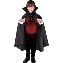 Déguisement Cape Vampire Enfant : de 6 ans à 9 ans