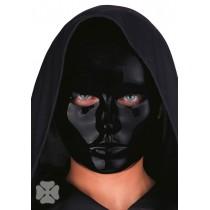 Masque Plastique Noir