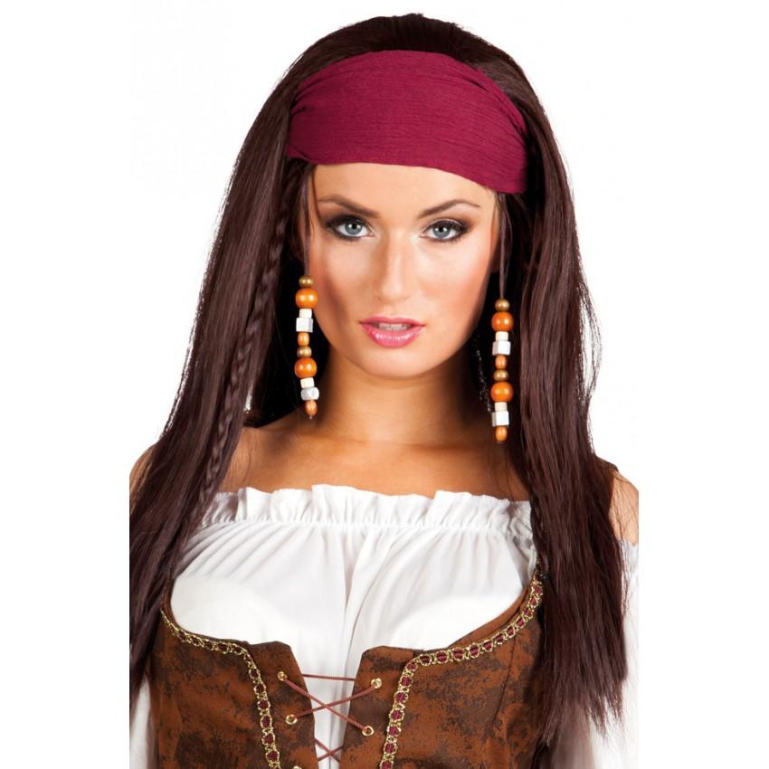 Maquillage d\u0027Halloween  Jack Sparrow / Pirate des Caraïbes .