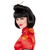 Perruque Asiatique Femme