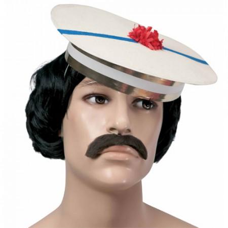 fr chapeau marin crepon