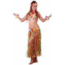 Déguisement îles / Hawaïenne / Tahitienne