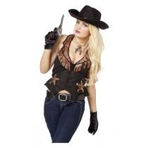 Deguisement Cowboy Luxe / Western