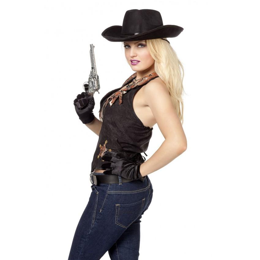 Pour compléter le Deguisement Cowboy Luxe / Western :
