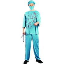 Déguisement Chirurgien Sanglant / Zombie