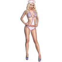 Déguisement Marin Sexy Femme