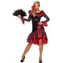 Déguisement Espagnole Luxe / Flamenco