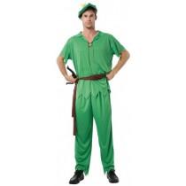 Déguisement Homme Vert