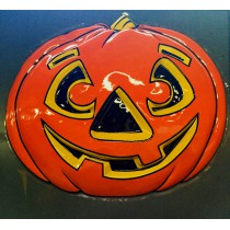 PROMO Panneau Citrouille Halloween