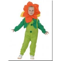 Déguisement Fleur Enfant : de 2 ans à 4 ans