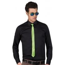 Cravate Vert Fluo