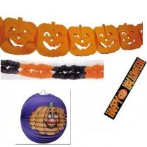 PROMO Lot Déco Halloween 10 mètres
