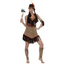 Déguisement Indienne Pocahontas / Sioux / Apache