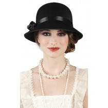 Chapeau Charleston Femme