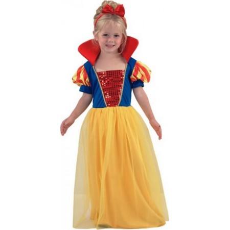 d guisement blanche neige enfant de 2 ans 4 ans pas cher fille 1001 deguisement. Black Bedroom Furniture Sets. Home Design Ideas