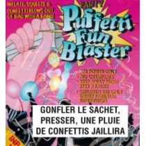 10 Sachets Puffetti Confettis