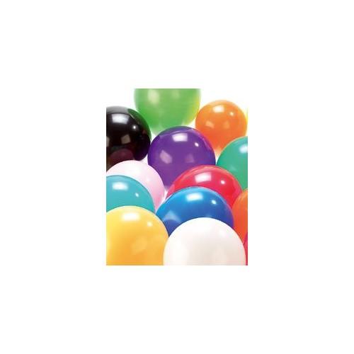 Sac de 20 Ballons 15 Coloris au Choix