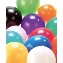 Sac de 25 Ballons 15 Coloris au Choix