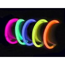 Boîte de 100 Bracelets Fluo