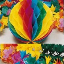 Lot Déco 20 Mètres Multicolore