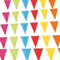 Guirlande Fanions Multicolore 10 mètres