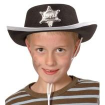 Chapeau Cowboy Noir Enfant / Cow Boy