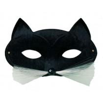 Loup Chat Noir / Masque Chat