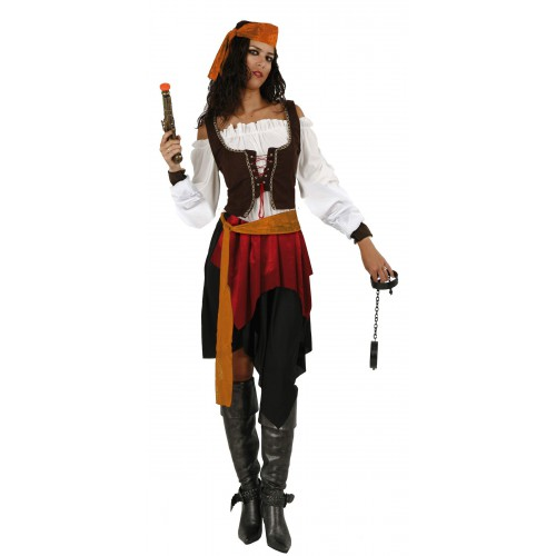 Déguisement Pirate / Boucanière / Corsaire