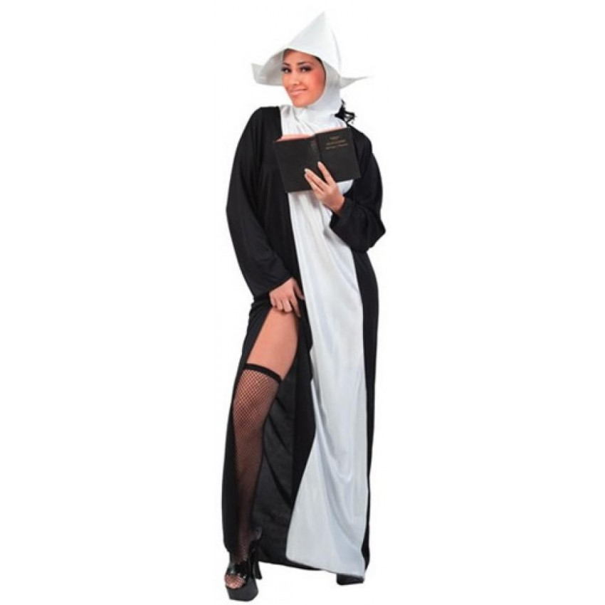 05be82517ff Déguisement Soeur   Nonne   Religieuse   Sister Act