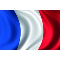 Drapeau France Tissu