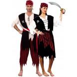 Déguisements Pirate Homme + Femme