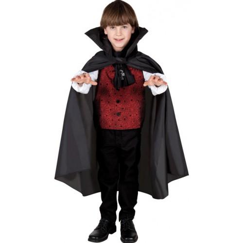 Déguisement Cape Vampire Enfant : de 6 ans à 9 ans, Déguisements Enfant