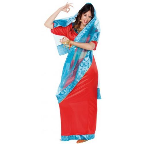 deguisement fille hindou