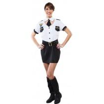 Déguisement Pilote Femme / Aviateur