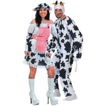 Déguisements Vache Homme + Femme