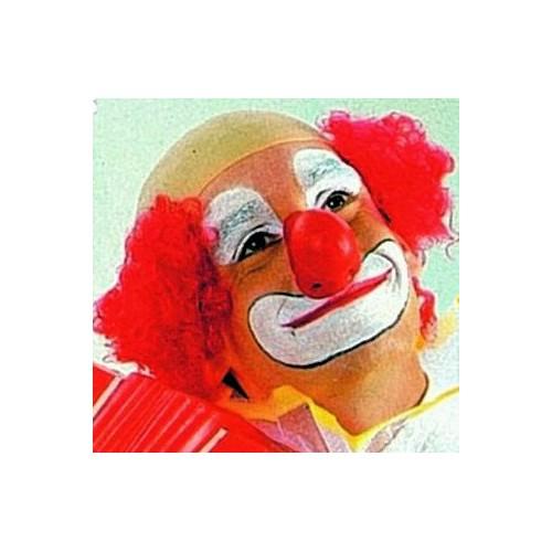 Perruque Crâne Clown