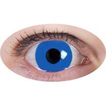 Paire de Lentilles de Contact Bleues