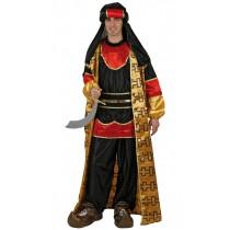 Déguisement Vizir / Jafar / Oriental / Prince Arabe