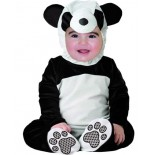 Déguisement Panda Bébé : 6 mois / 1 an