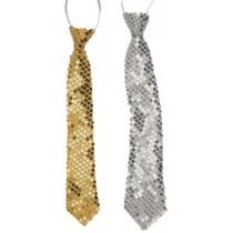 Cravate Paillettes