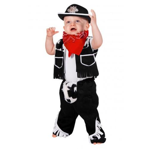 Déguisement Cowboy Enfant : de 9 mois à 3 ans