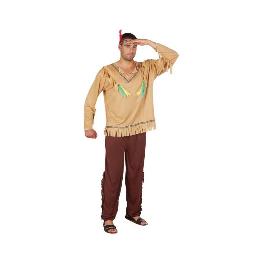 Célèbre Déguisements indiens pas chers - Costume indienne : Pocahontas  NK69