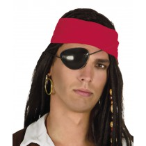 Cache-Oeil + Boucle Oreille Pirate