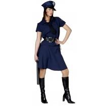 Déguisement Policière Luxe / Flic