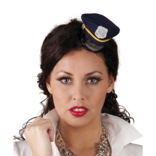 Serre-Tête Casquette Police