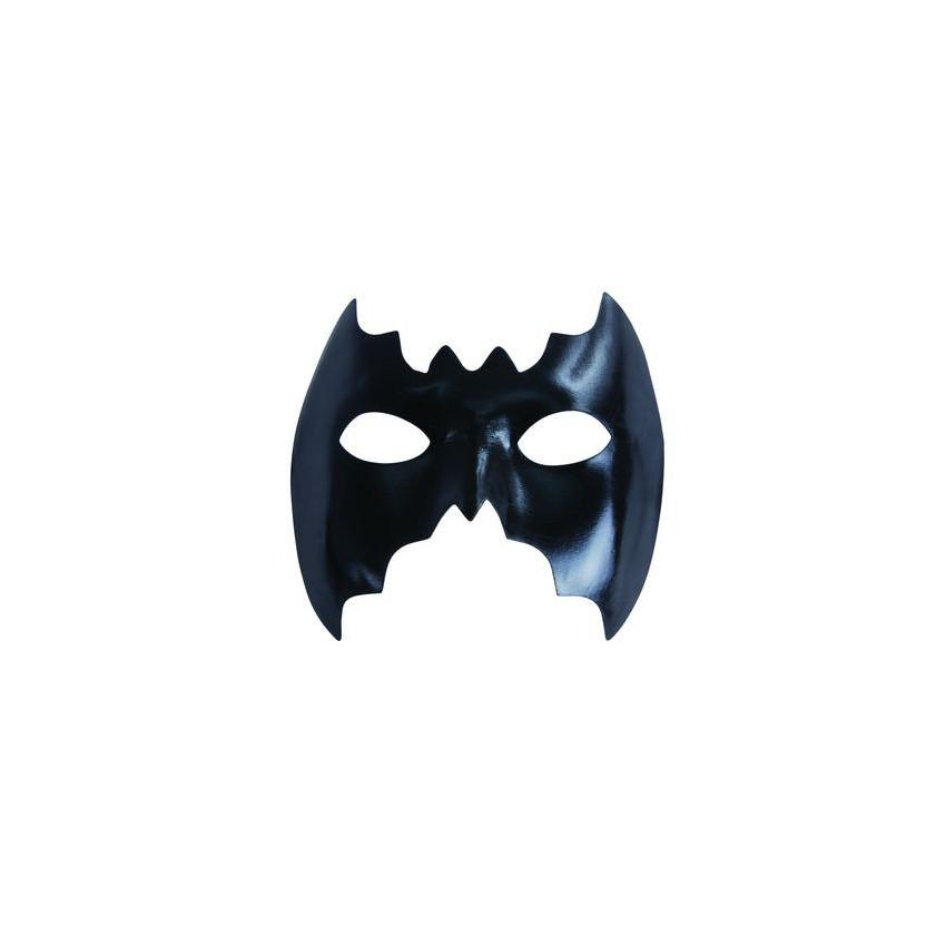 Masque chauve souris for Gabarit chauve souris a imprimer
